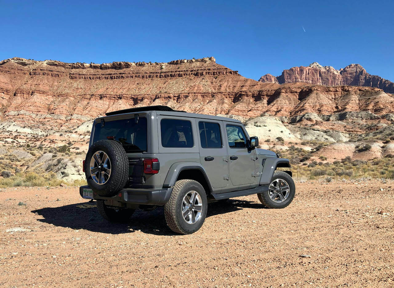 First Drive: 2020 Jeep Wrangler EcoDiesel