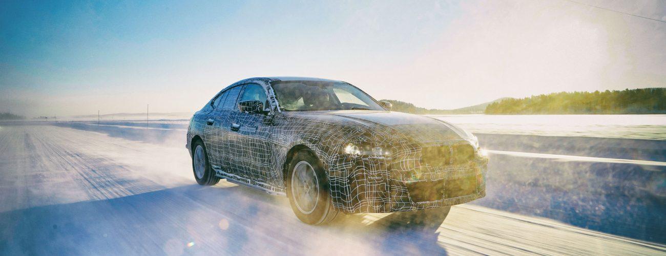 BMW Shows A More Mainstream i Model With i4