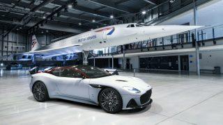 DBS Superleggera Concorde special edition