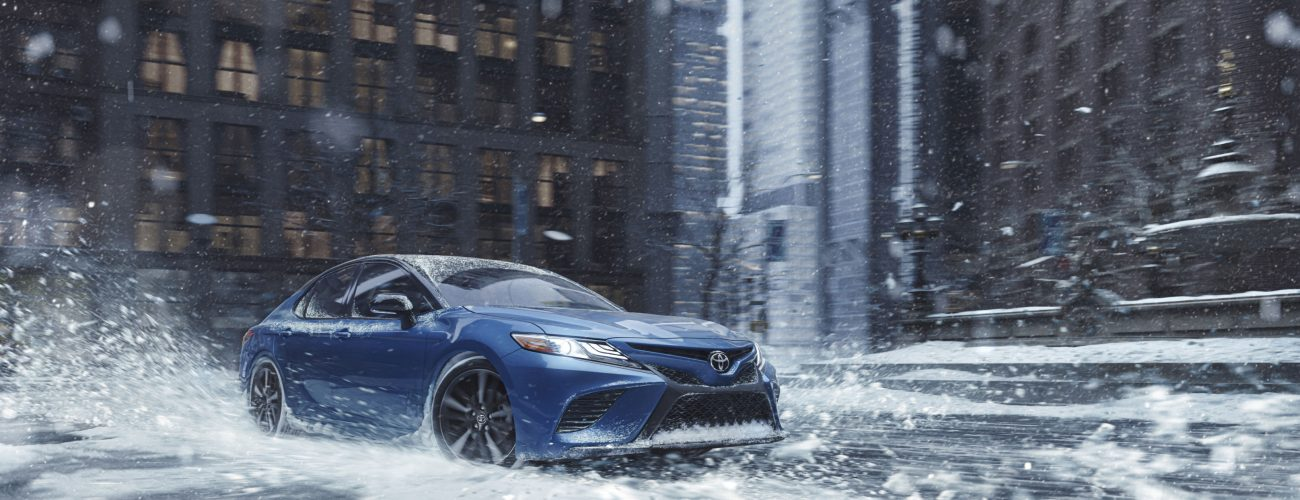 Toyota Adds Camry AWD Avalon AWD to lineup