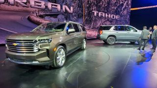 All-new 2021 Chevrolet Suburban and Tahoe revealed in Detroit