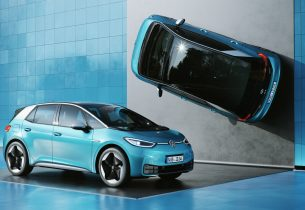 VW EV Battery Boasts 550 km Range