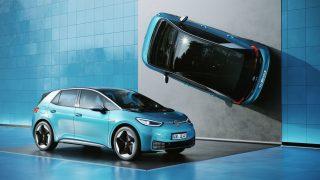 VW EV Battery Boasts 550 km Range