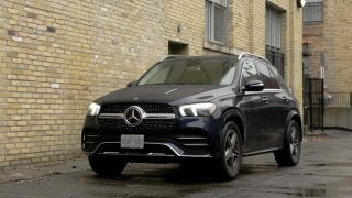 2020 Mercedes Benz GLE 450