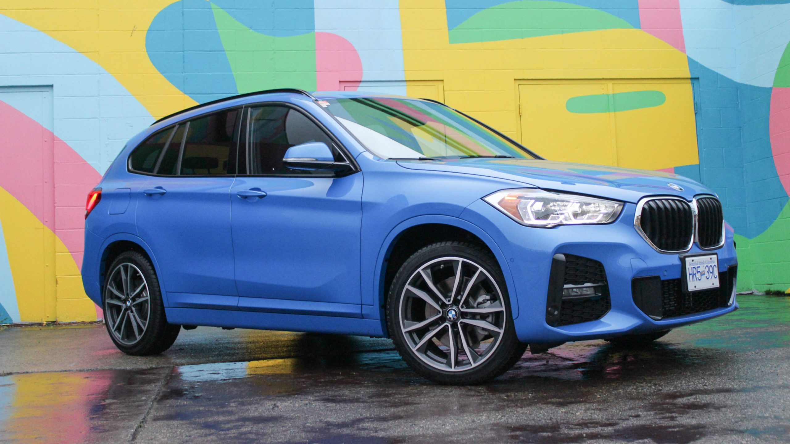 Review: 2020 BMW X1