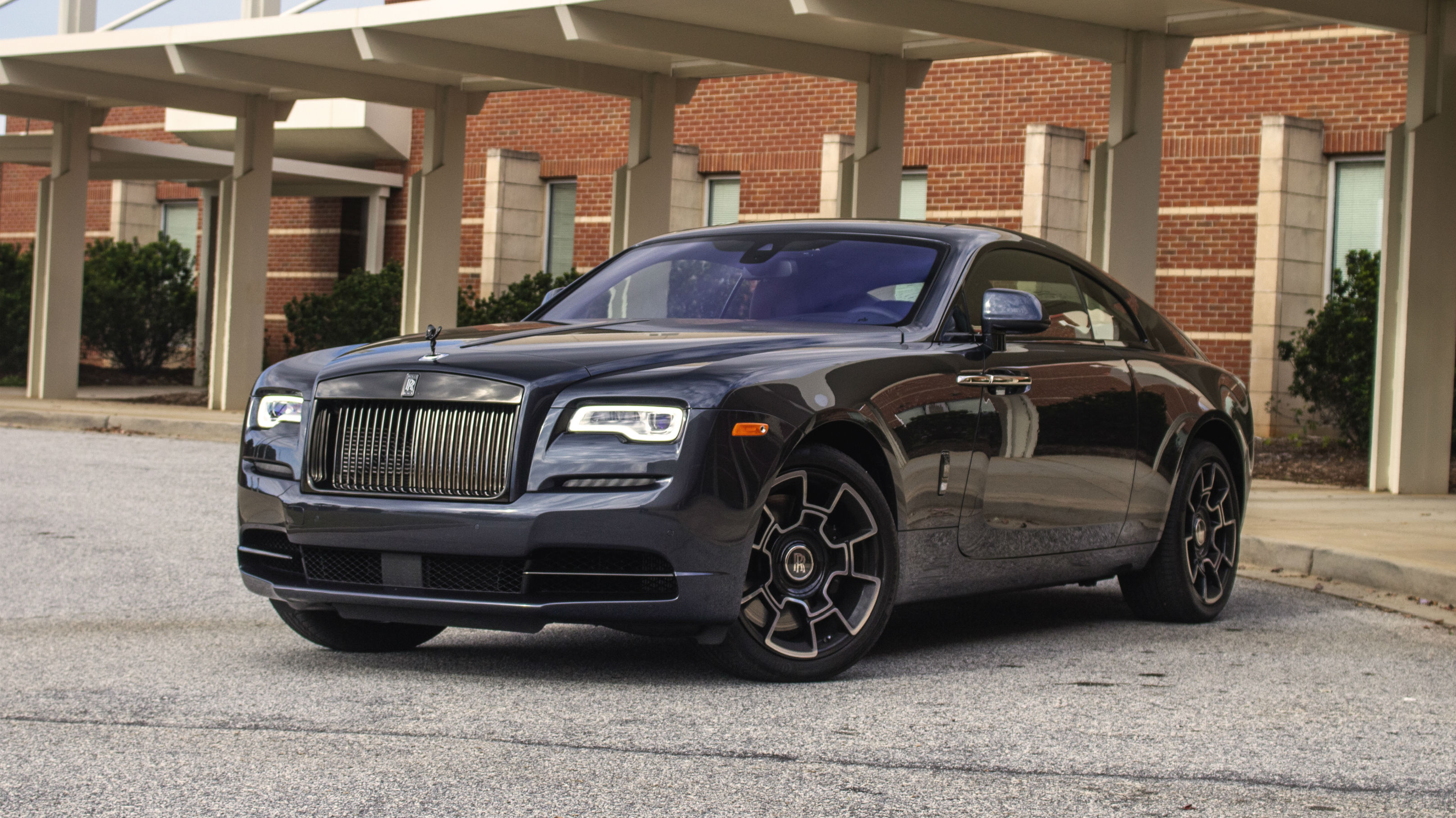 Review 2019 Rolls-Royce Black Badge Wraith