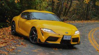 Review 2020 Toyota Supra GR