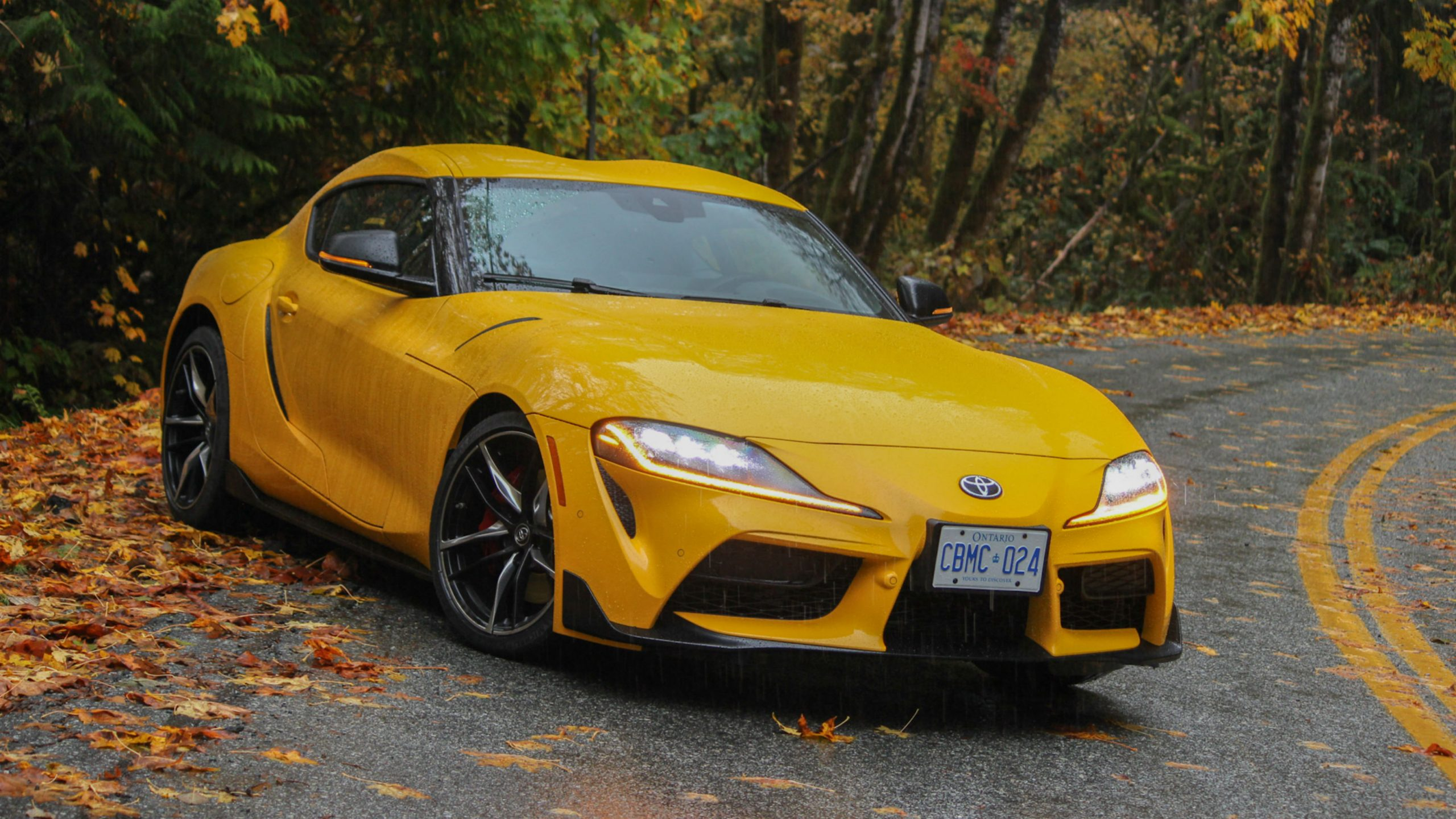 Review 2020 Toyota Supra GR