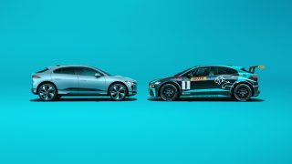 Using Race Track Data, Jag Gives I-Pace Owners More Range