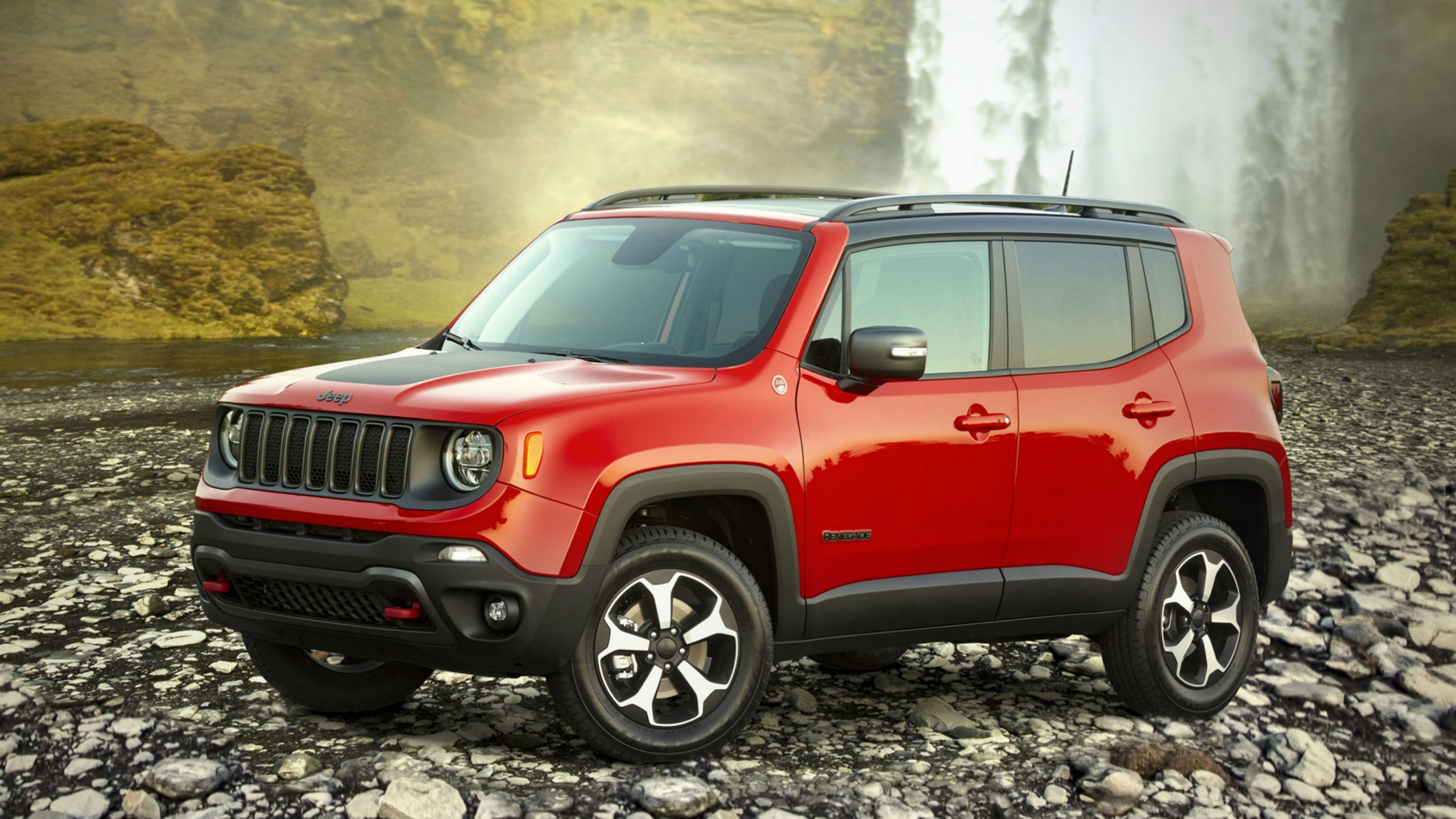 Jeep Renegade Named Top Safety Pick