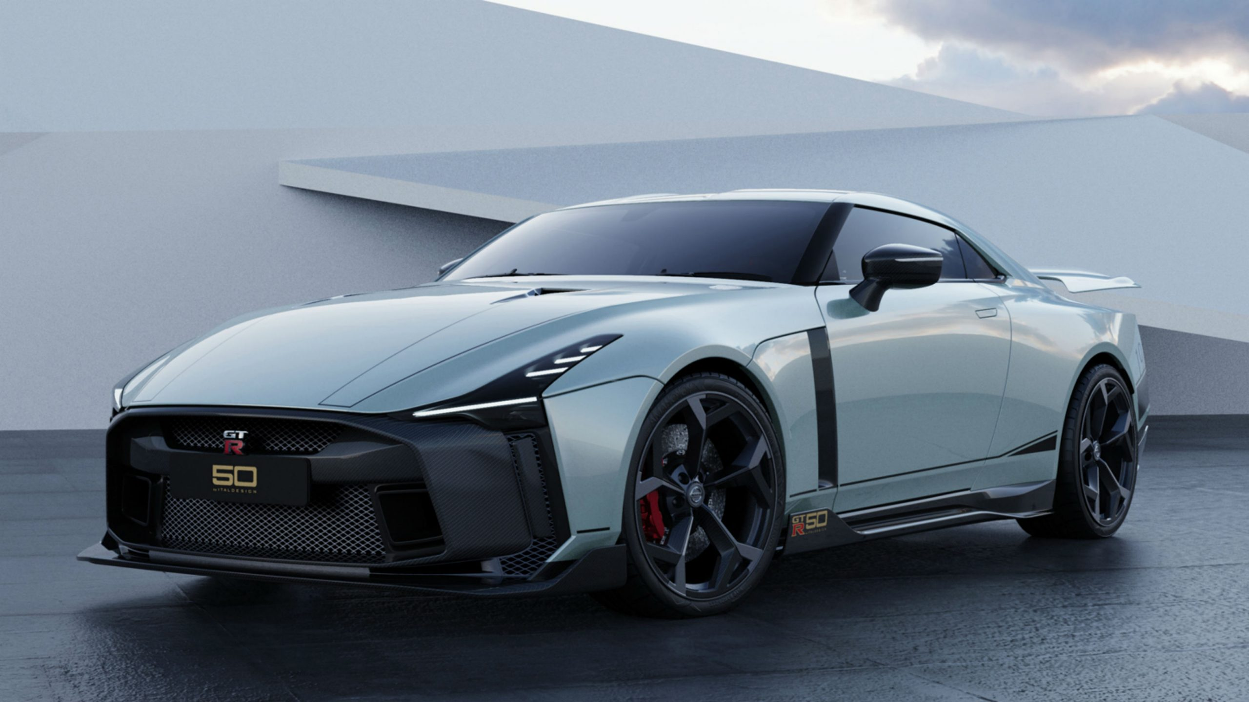Nissan GT-R50 headed to Geneva