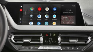 BMW's Android Auto will be wireless.