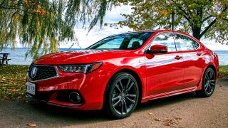 Review 2019 Acura TLX SH-AWD Elite A-Spec