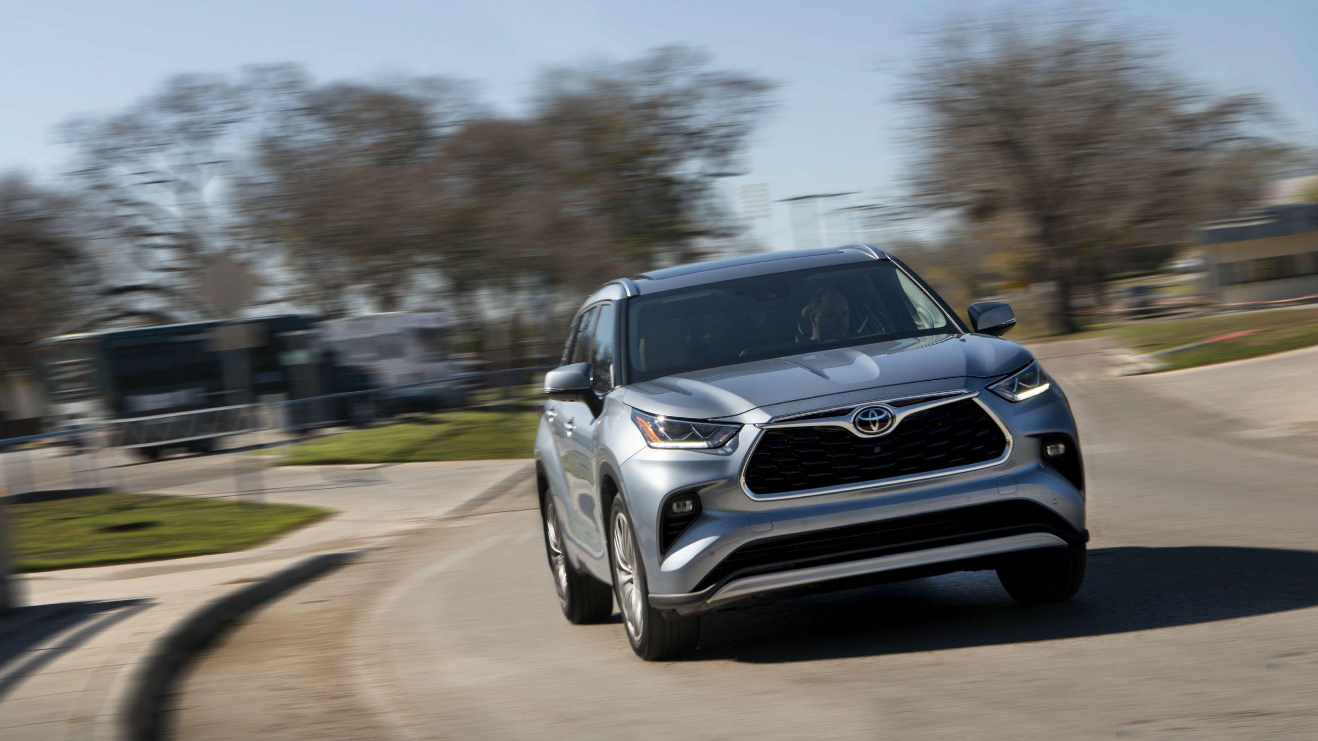 First Drive: 2020 Toyota Highlander