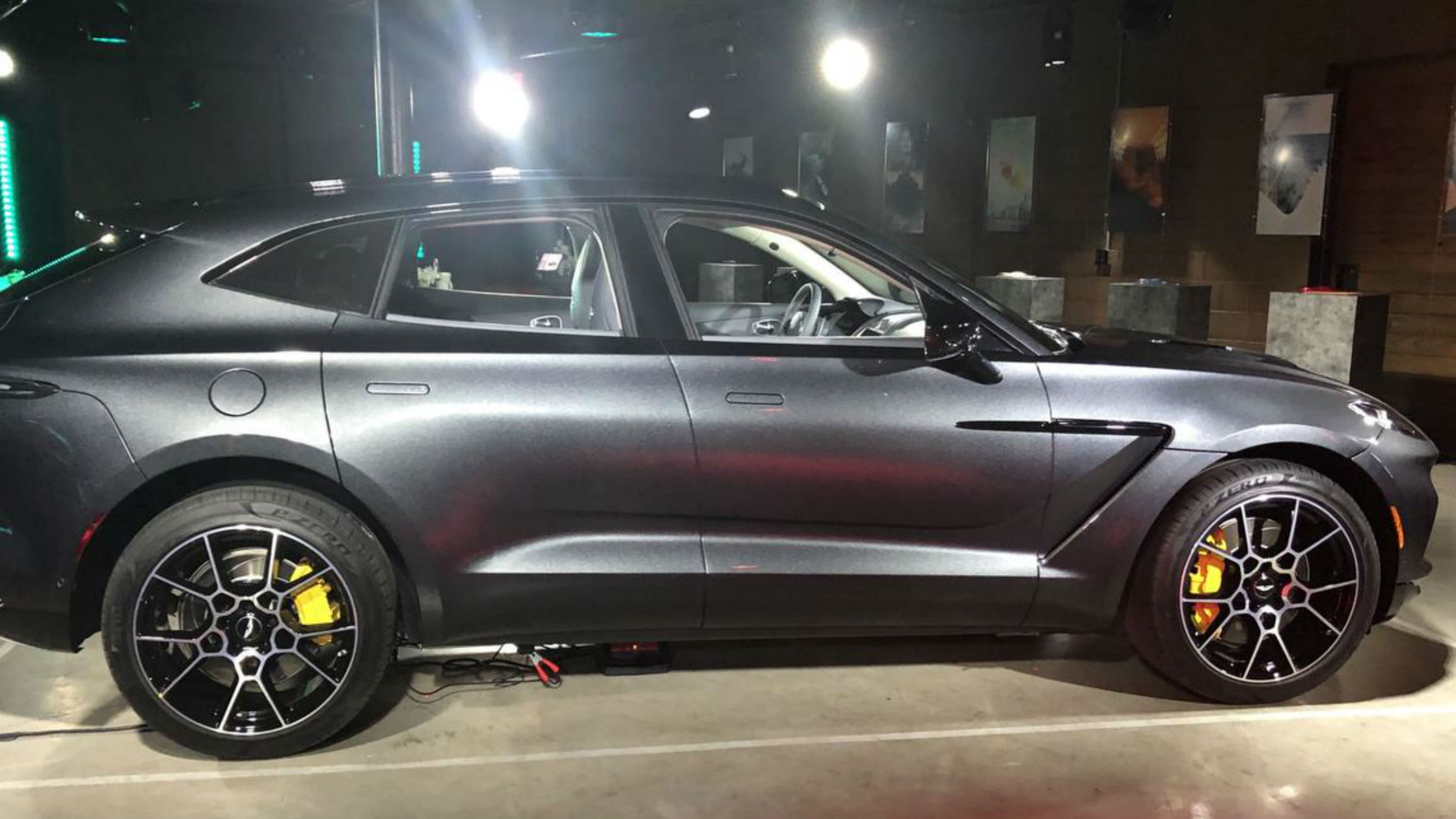 Aston Martin Unveils Its First Suv And It S Aimed At Women Wheels Ca