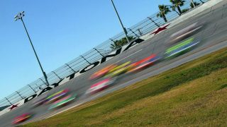 Wheels columnist takes shot at NASCAR experience