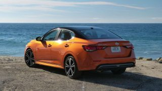 First Drive: 2020 Nissan Sentra