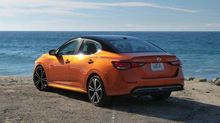 First Drive: 2020 Nissan Sentra