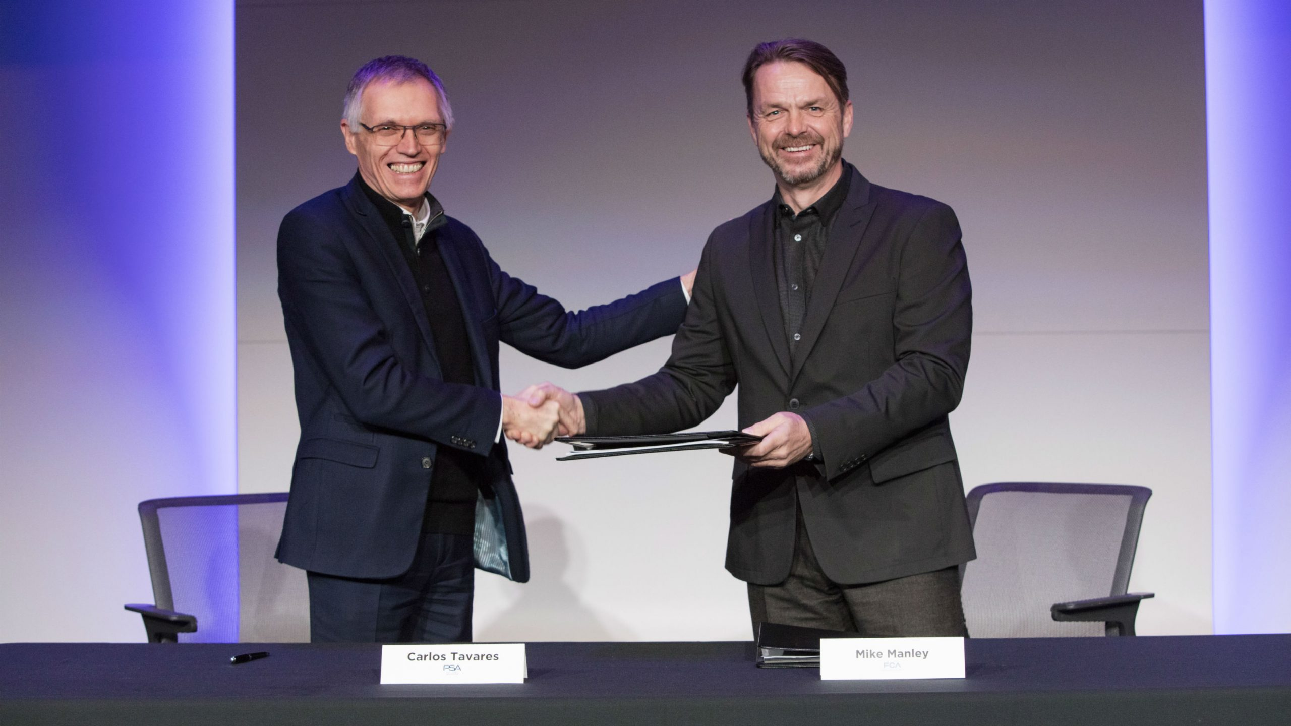 FCA and Groupe PSA Announce Merger Deal