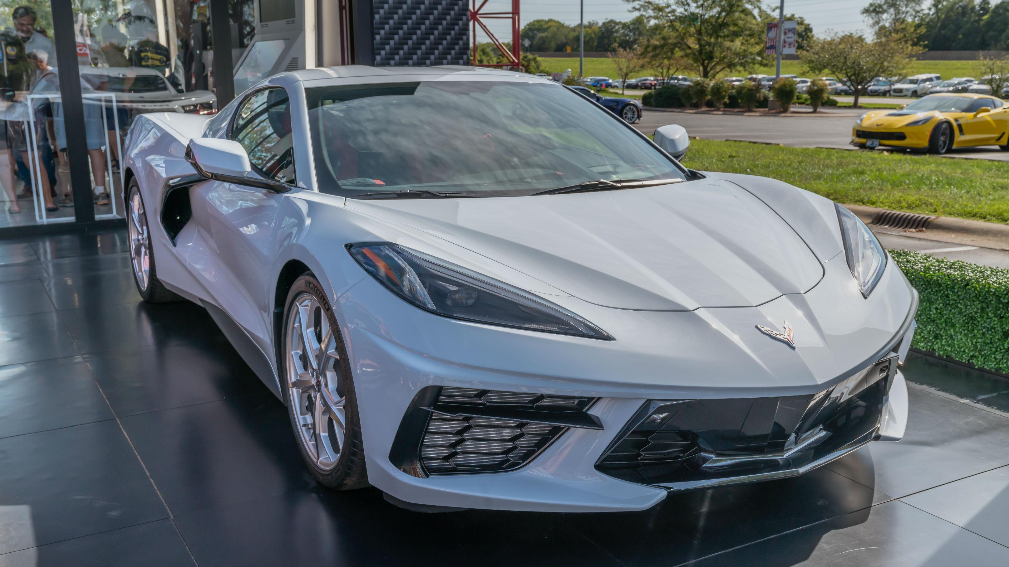 C8 Corvette Base Price