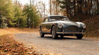 1958 Aston Martin DB2/4 Mk III Saloon