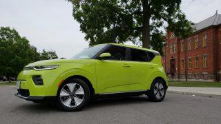 Review 2020 Kia Soul EV