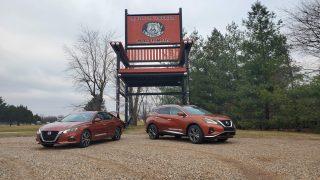 2020 Nissan Altima vs. 2020 Nissan Murano