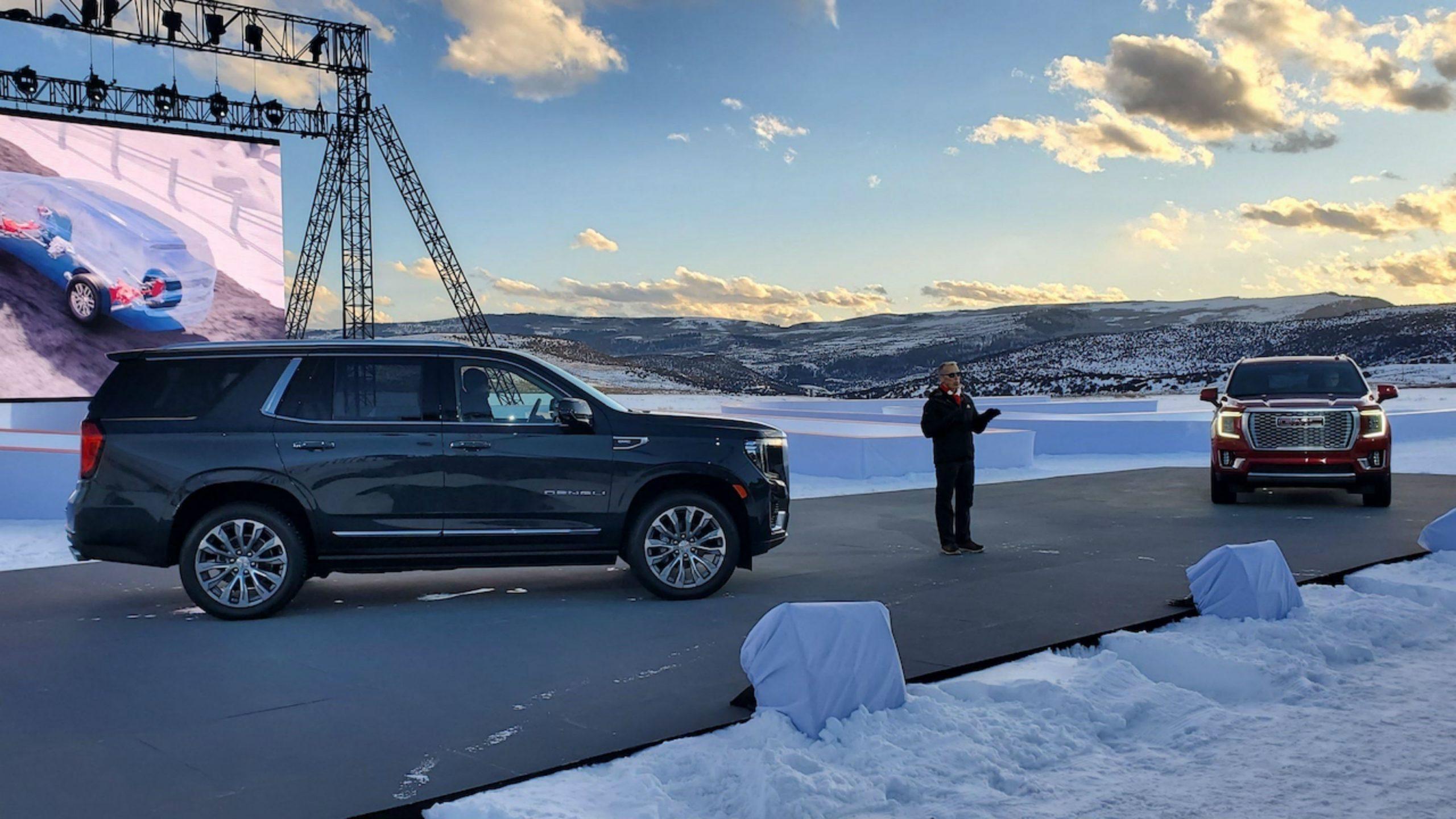 2021 GMC Yukon