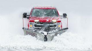 Snow Plow Prep Package F-Series Super Duty