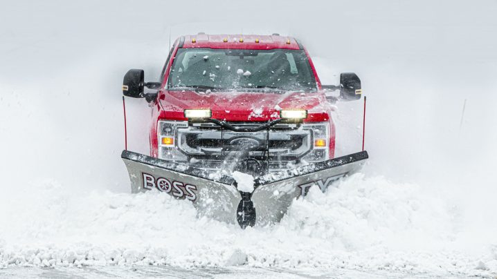 Snow Plow Prep Package F-Series Super Duty