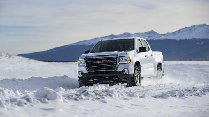 GMC Adds AT4 to Canyon, Refines Denali