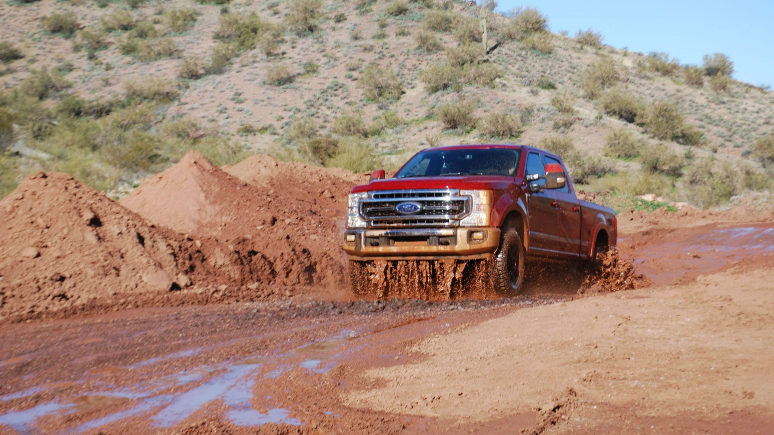 2020 Ford Super Duty