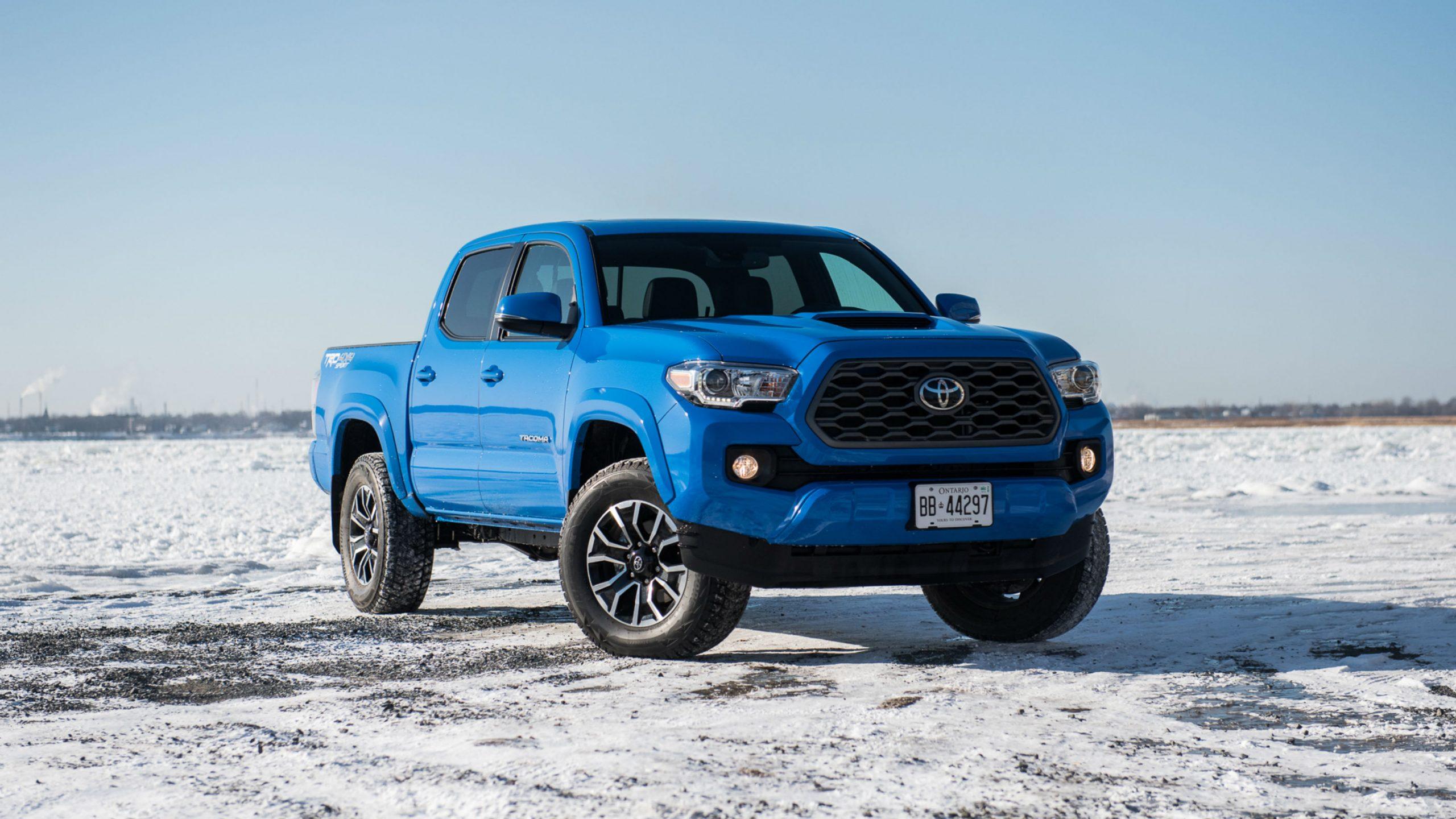 Review 2020 Toyota Tacoma Wheels Ca
