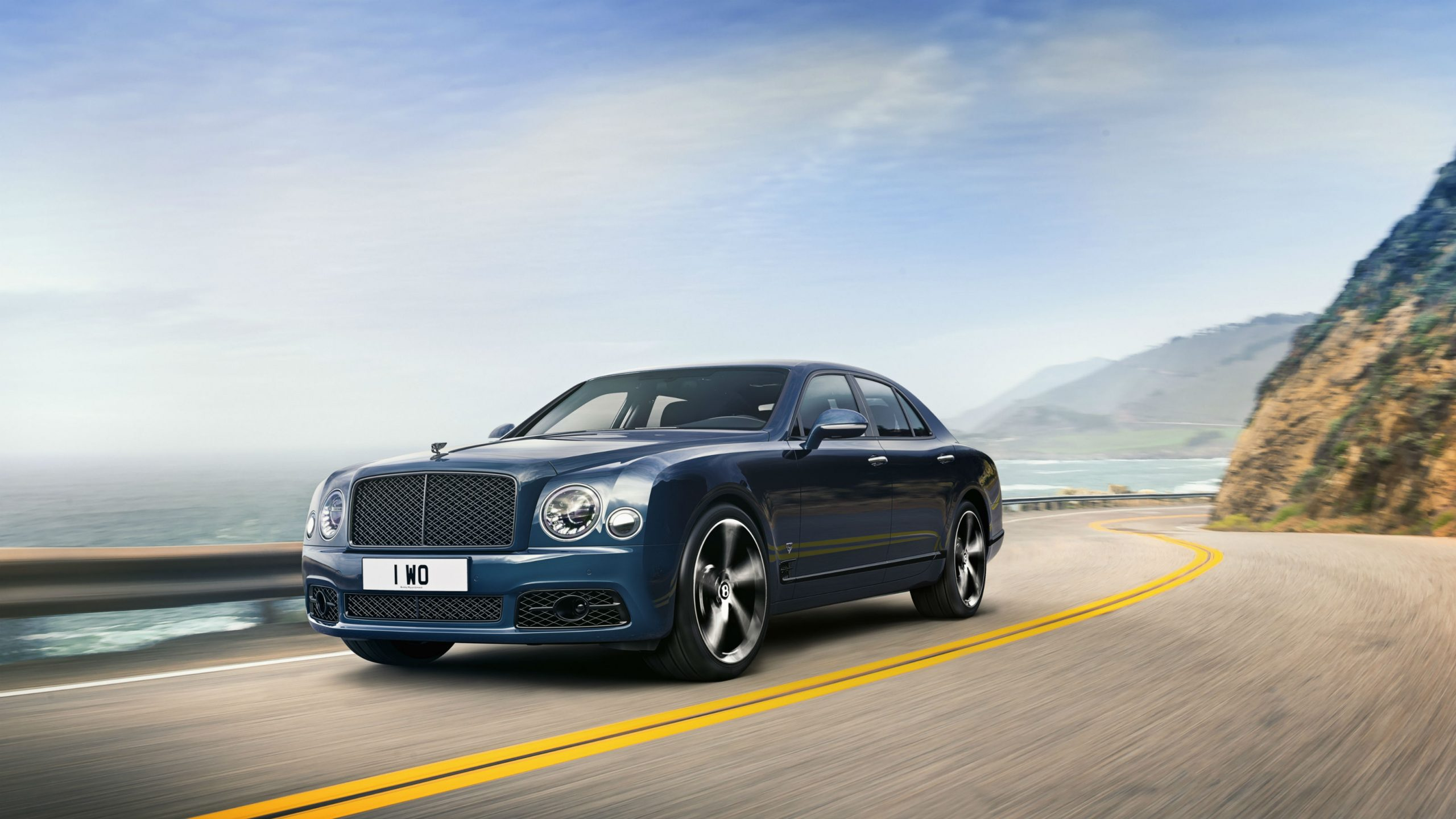 the Mulsanne 6.75 Edition by Mulliner.