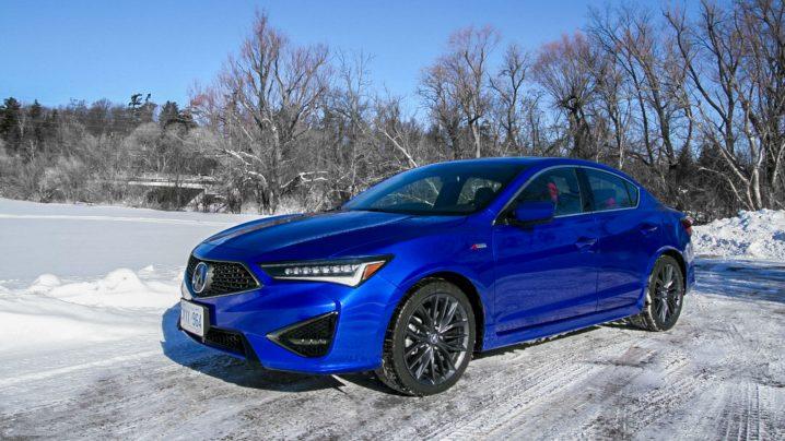 Review: 2020 Acura ILX Tech A-Spec
