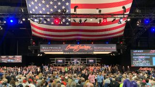 2020 Barrett-Jackson Scottsdale auction
