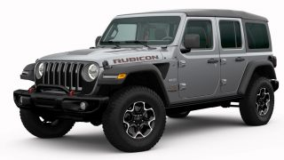 Jeep Announces Wrangler Rubicon Recon