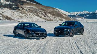 Edizione Ribelle Maserati