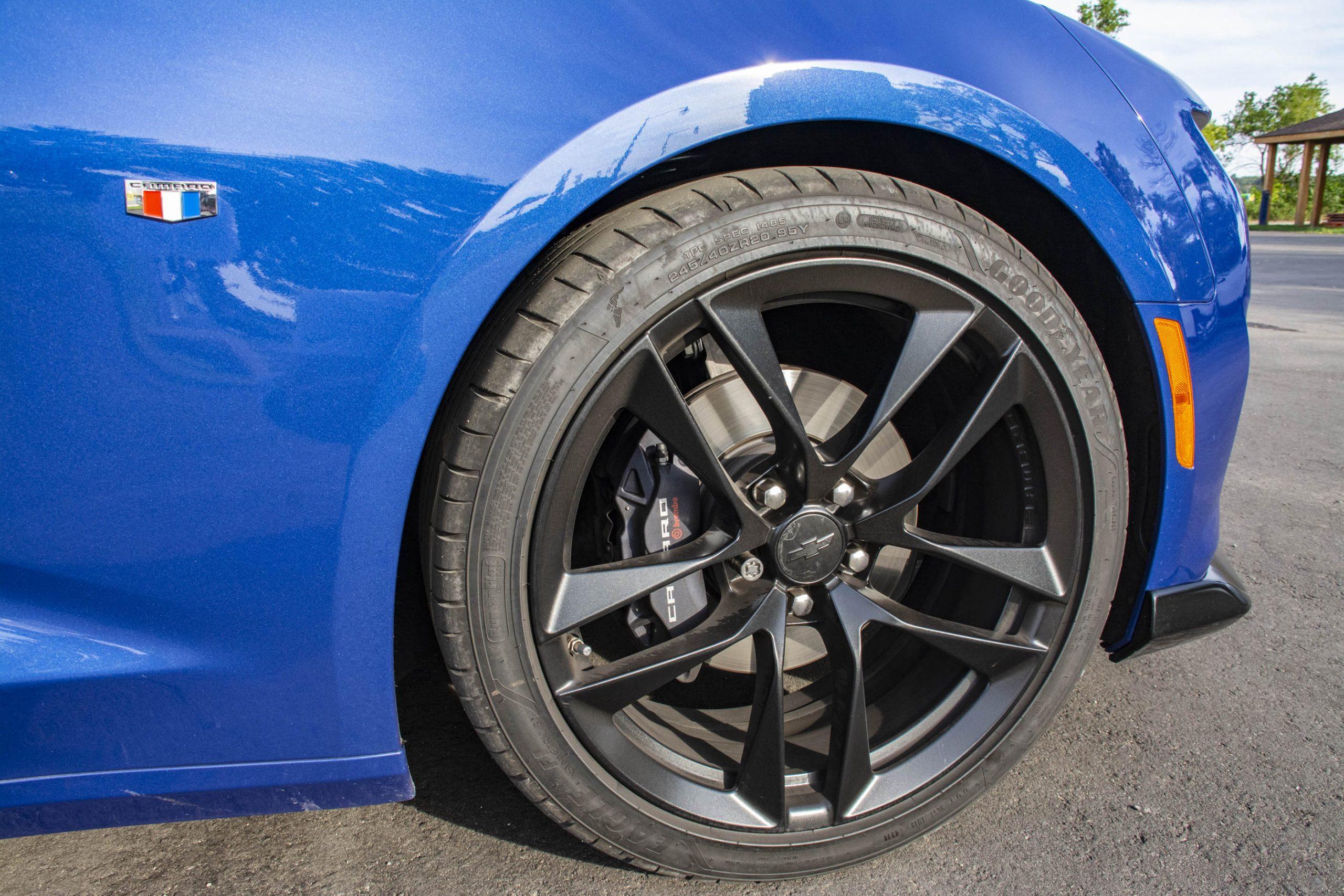 Chevrolet Camaro Coupe