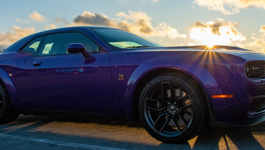 2019 Dodge Challenger Scat Pack 392 Widebody
