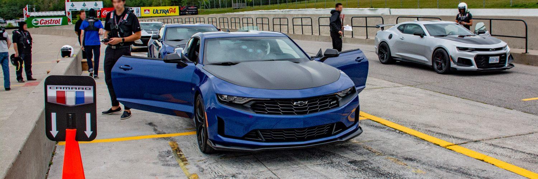 Chevrolet Camaro - Ron Fellows Driving Experience
