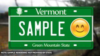 Emoji License Plates