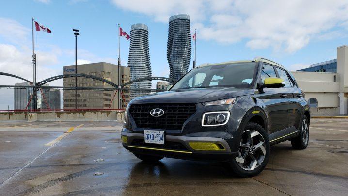 2020 Hyundai Venue Trend