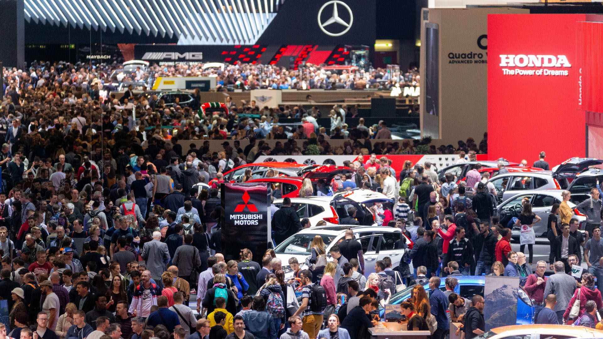 2020 Geneva Motor Show cancelled