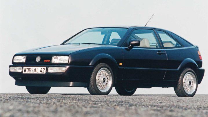 VW Corrado 1990