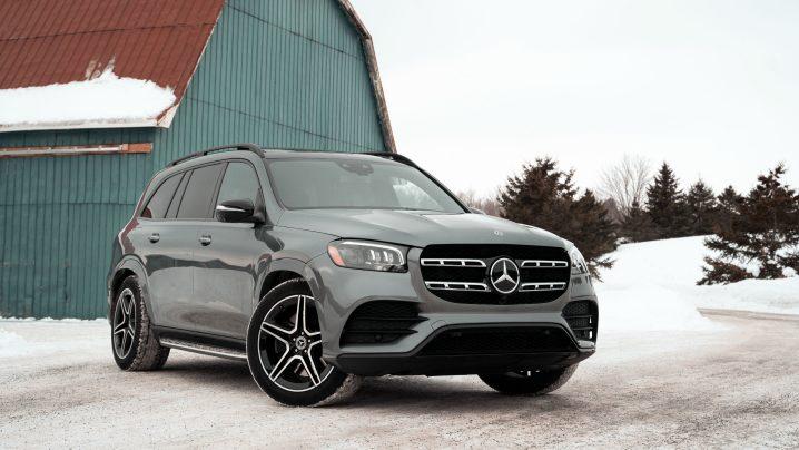 Review: 2020 Mercedes-Benz GLS 450 4MATIC