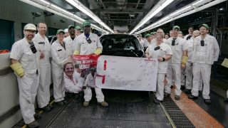 Honda of Canada Mfg. builds nine-millionth vehicle in Ontario