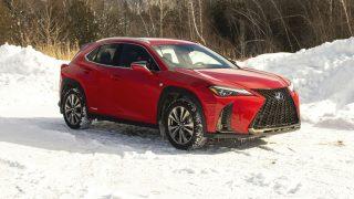 Review: 2020 Lexus UX250h