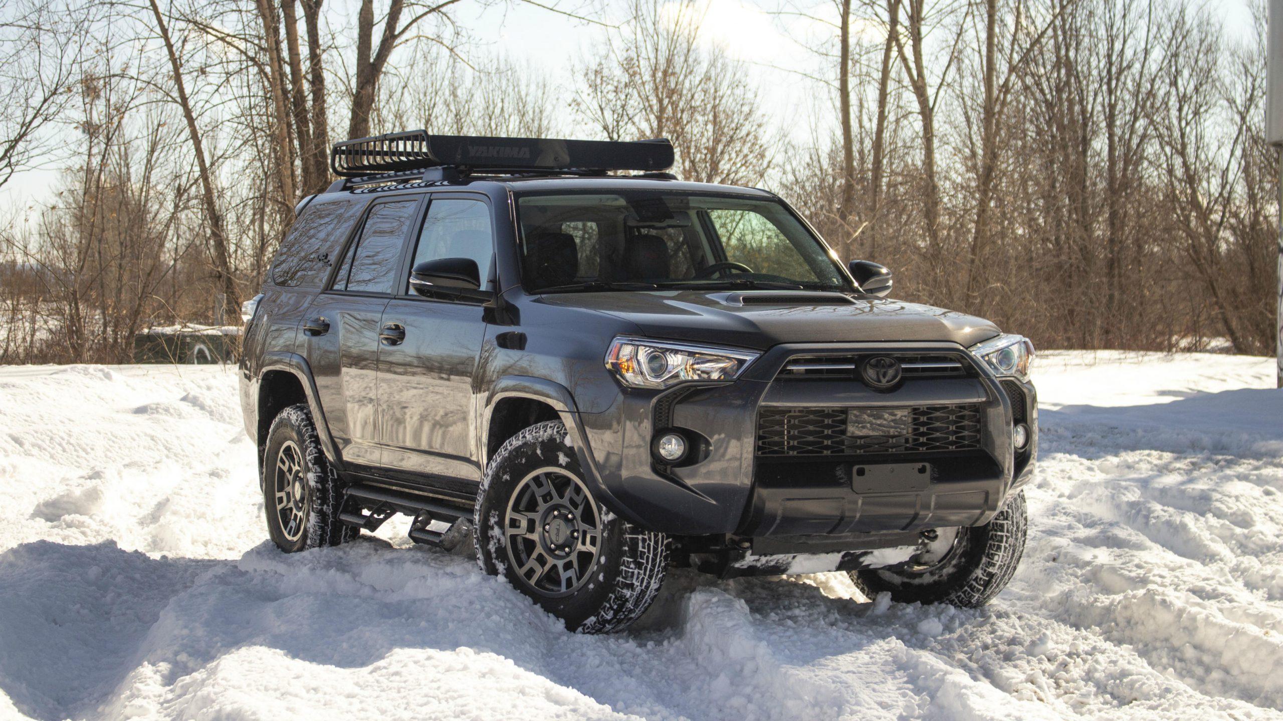 Review: 2020 Toyota 4Runner Venture