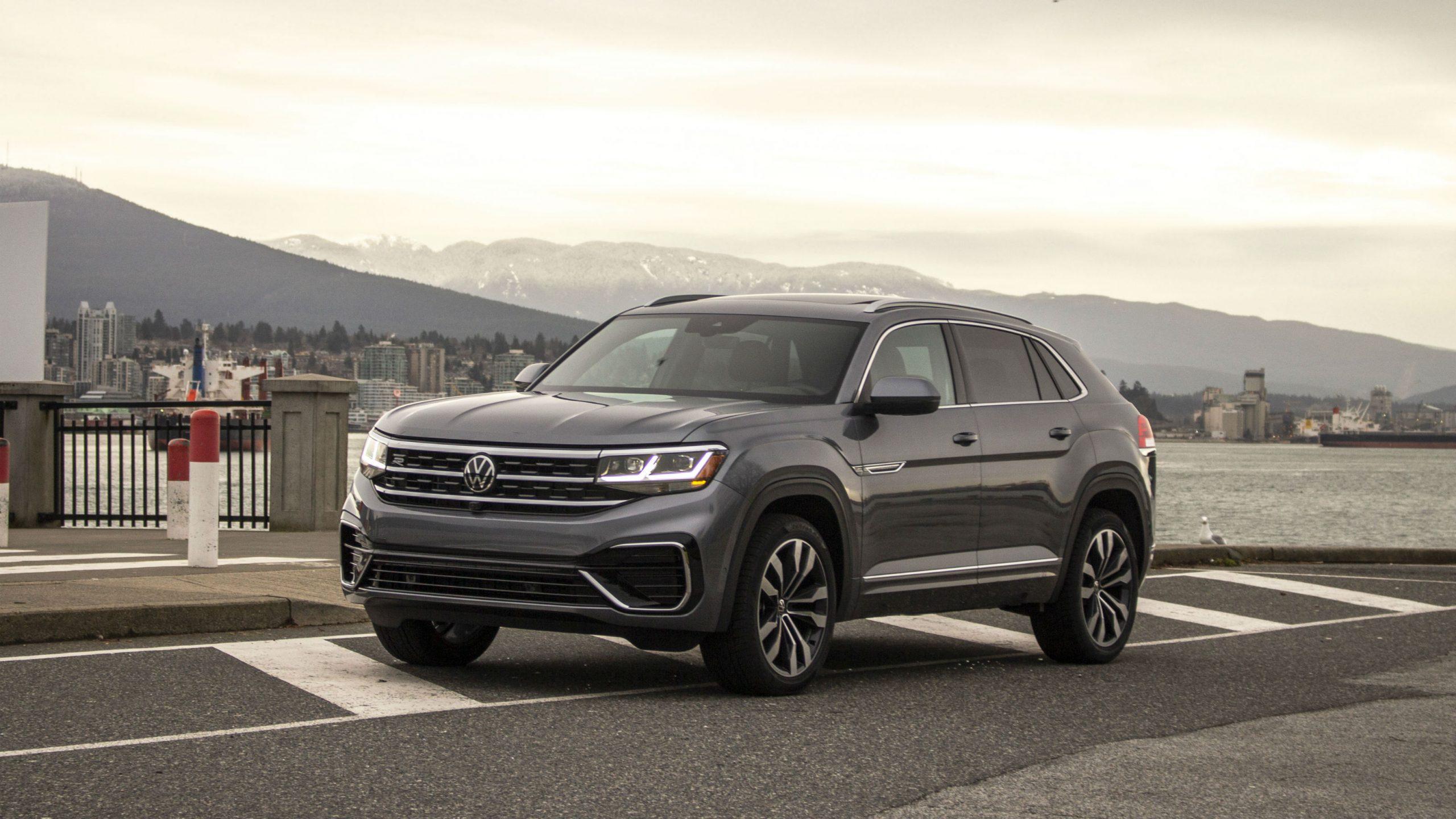 First Drive 2020 Volkswagen Atlas Cross Sport Wheels Ca